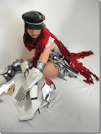 unknown cosplay 019 / ragnarok online cosplay - assassin cross