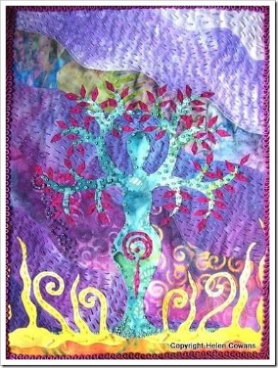 Goddess summer tree