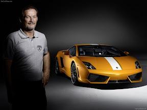 Balboni with LP 550-2 Valentino Balboni