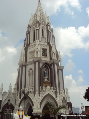 St Mary's Basilica, Shivajinagar,1803