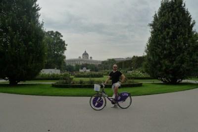 Bike party! Vienna.