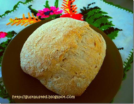 Mi primer pan de levadura