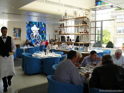 Restaurant Londres - Bibendum restaurant 2