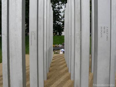 Memorial 7/7 à Hyde park 1