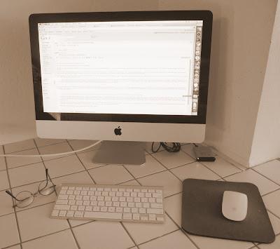 My new iMac