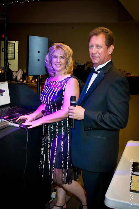 Belinda and Jim Goodman, of DJ GoodTunes