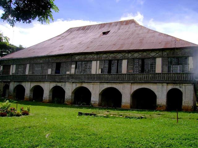 Lazi Convent