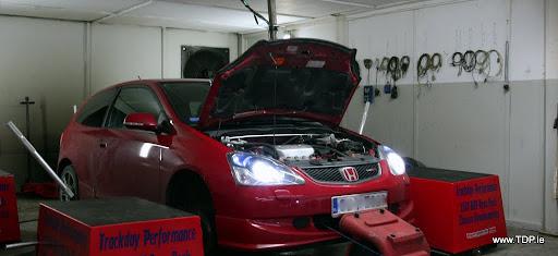 Civic EP3 Type R