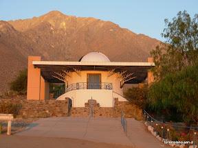 Cupula Observatorio Mamalluca