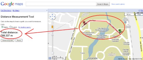 Map Distance Tool Path Decorations Pictures Full Path Decoration - Map route distance tool