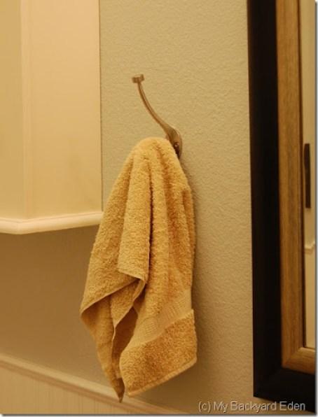 Wall Mounted towel hook