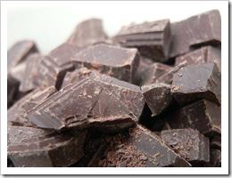 Chunky chocolate