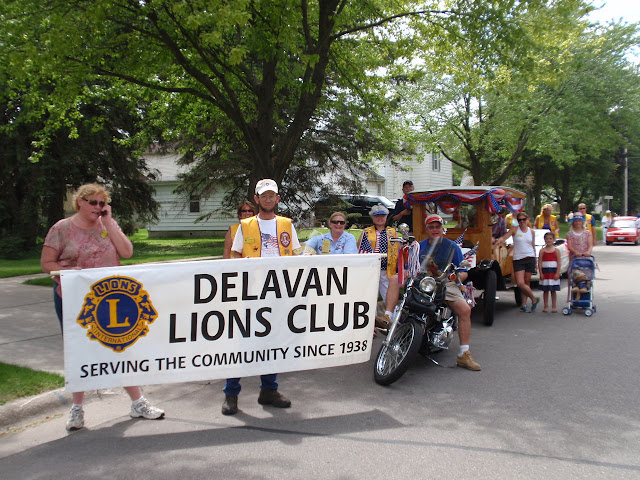 Lions Fourth of July Parade 2010