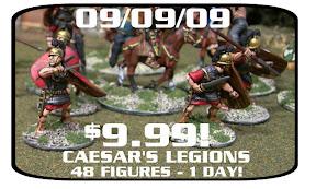 Caesar's Legion Offer