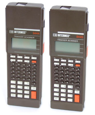 Intermec 9444 and 9445