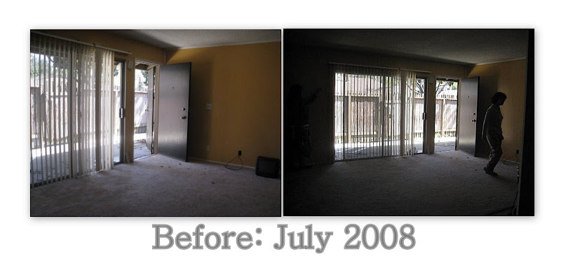 Before: Family Room