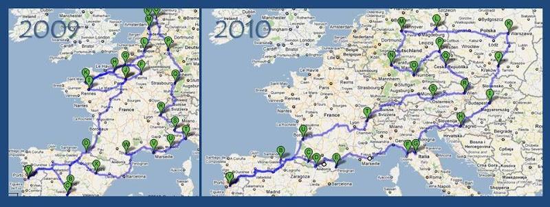 1 - Passeando pela Europa 2010 (2/6)