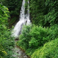 La cascata della vallategna