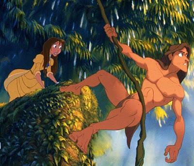 Tarzan ed il 2010
