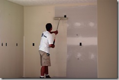 bare drywall Interior Painting Tips by Jack Pauhl