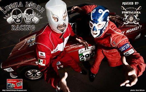 luchalibre racing main