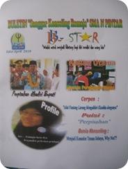"Buletin ""Sanggar Konseling Remaja"" SMAN PINTAR Kembali Terbit Edisi April 2010"