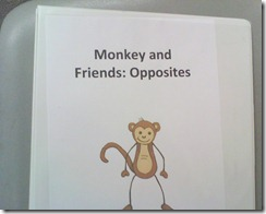 monkey book autism