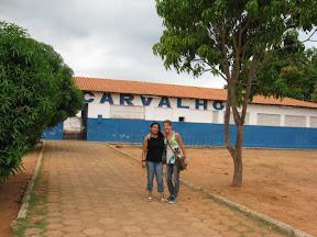 Escola e formadoras