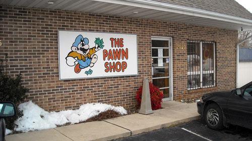 Mario Pawn Shop