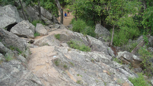 Billy Goat Trail A Entrance