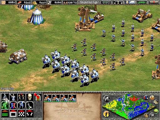 Blog de retro-nextgen : RETRO-NEXTGEN ... Le blog jeux-vidéo du XXème et XXIème siècle !, FREE TO PLAY - Age of Empires Online (PC)