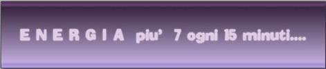 AVERE +7 DI ENERGIA GRATIS OGNI 15 MINUTI