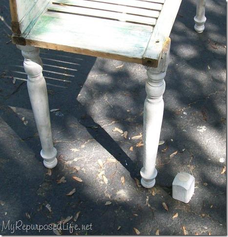 plant bench shelf