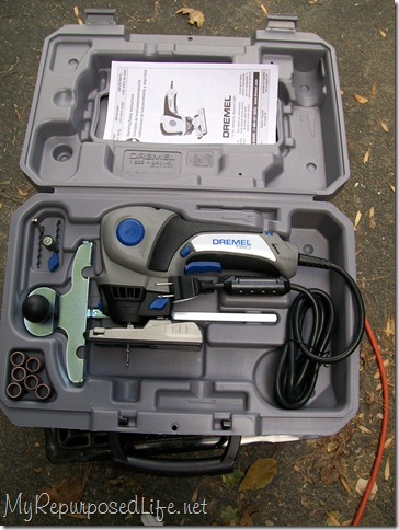 Dremel Trio tool