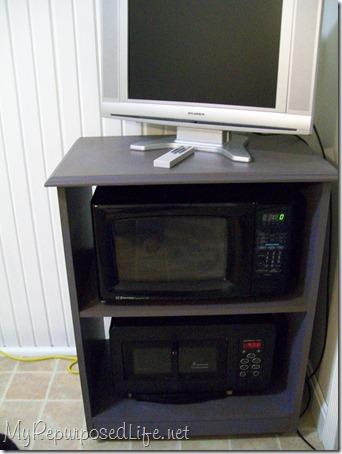microwave cart update