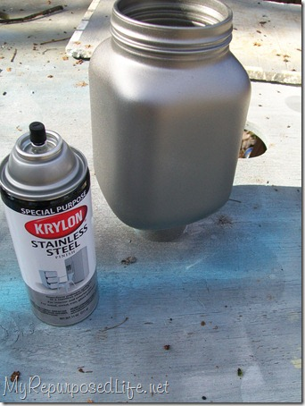 Stainless Steel Spray Paint
