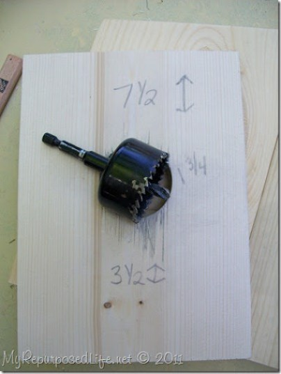easy birdhouse tutorial