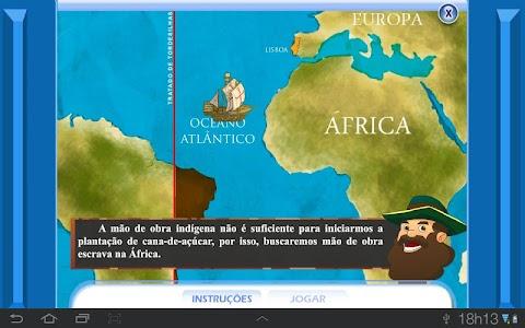 Colonização Portuguesa screenshot 3