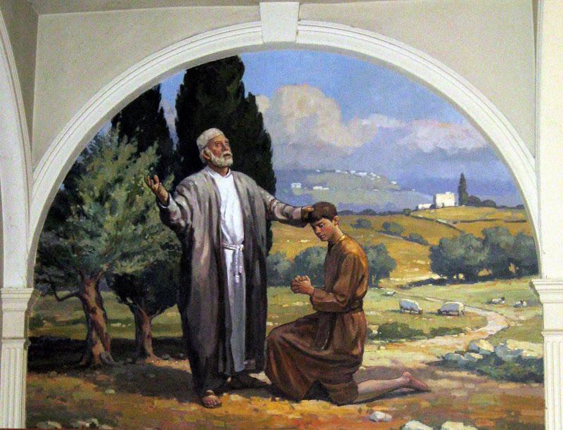 Prodigal Son at St. Bernard Church