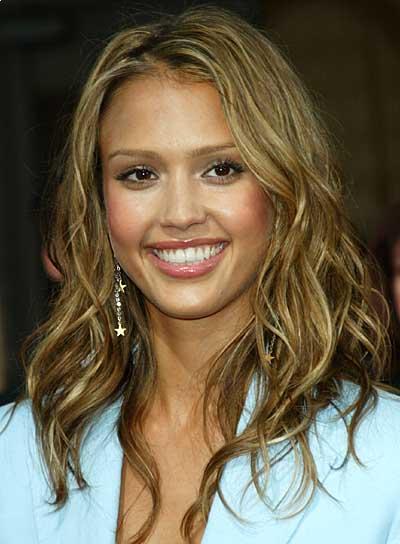 Celebrity Hairstyles Jessica Alba