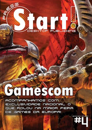 Quarta edição da Press Start!