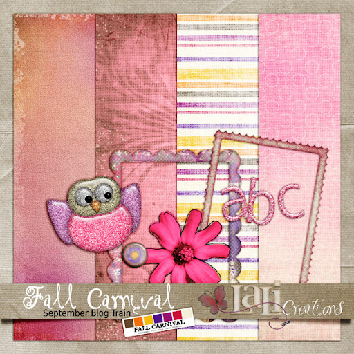 Sept Blog Train Freebie