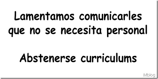 abstenerse curriculums