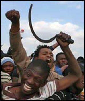 Blacks in SA increasingly angry with their greedy elite - strikes hit SA again