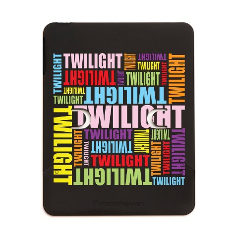 iPad case twilight
