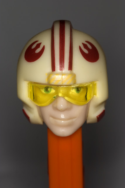 Luke Skywalker Pez Dispenser