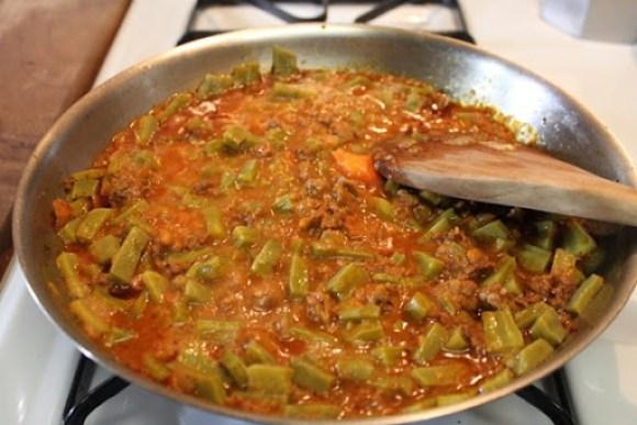 Chorizo con Nopales6