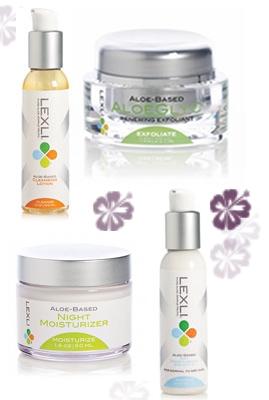 Bionic Beauty reviews Lexli Aloe-based Skin Care