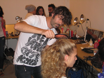 Bionic Beauty blog interviews Leonardo Manetti for ION Studio and Davines Hair Care