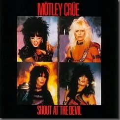 Motley Crue - Shout At The Devil (1983)